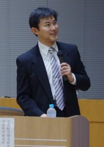 宇宙航空開発研究機構(JAXA)宇宙科学研究所 阪本成一教授による講演