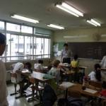 中学部「社会科」の授業風景