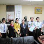 タイ国教育関係者と附属小学校教員