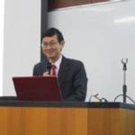 石隈教育長の開会の挨拶