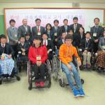 韓国・三育再活学校での様子