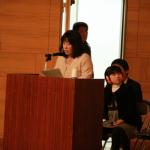 川北さん親子の講演