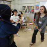 日本の文化紹介に挑戦!