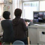 防犯カメラの映像から不明児の行き先を推測【訓練】