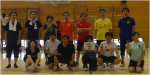第4位「タカちゃんず(教育局&大塚支援)」