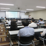 場所:東京キャンパス文京校舎337会議室での研修会