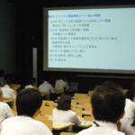 大木准教授の講演
