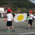 小学部第1・2年合同演技 「おべんとうを作ろう!」